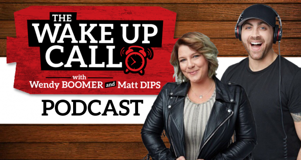 The WAKE UP CALL Podcast