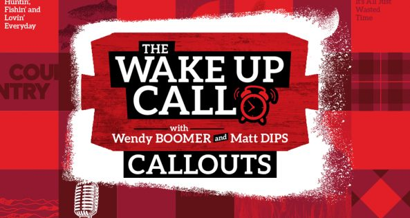 The Wake Up Call Callouts