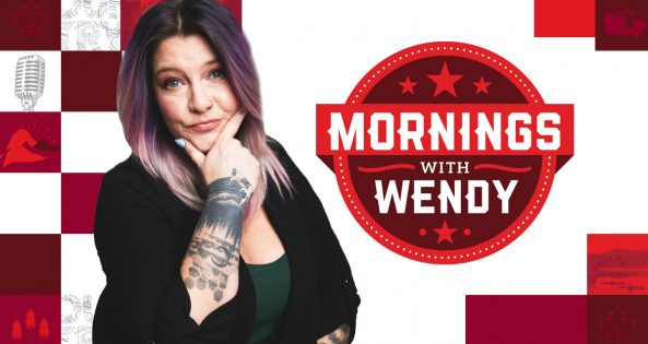 Mornings with Wendy!