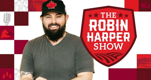 The Robin Harper Show